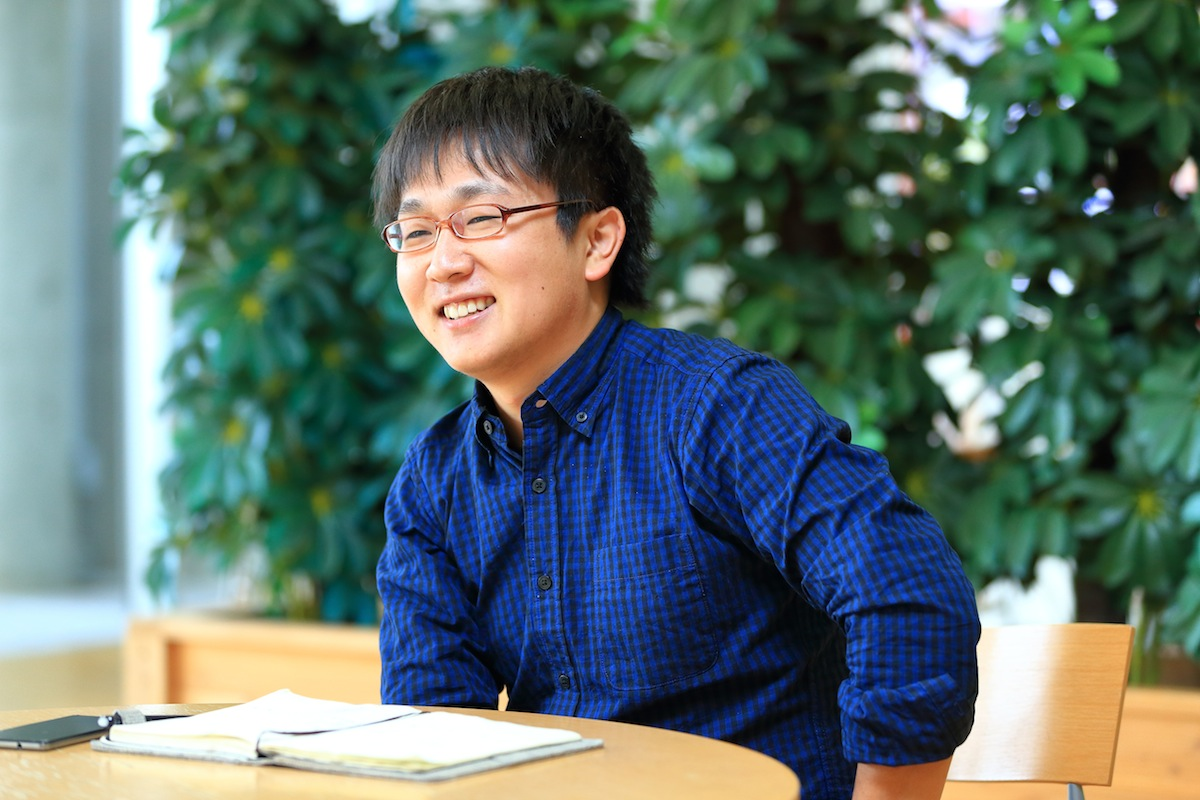 WEB事業部 谷口純也