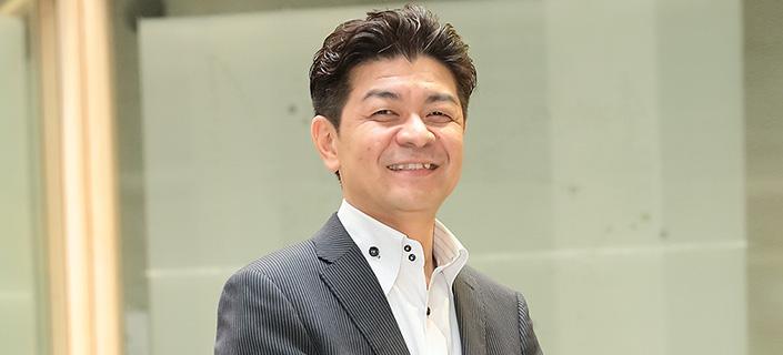 代表取締役 河田真二